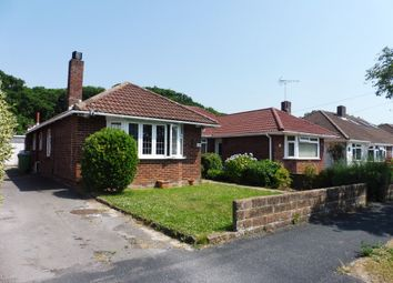 Thumbnail 3 bed detached bungalow to rent in Harold Road, Stubbington, Fareham