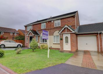 2 bed semi-detached house for sale in Redstart Close, Hartlepool TS26