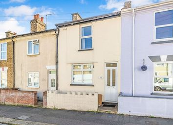 Thumbnail 3 bed terraced house for sale in Saxton Street, Gillingham