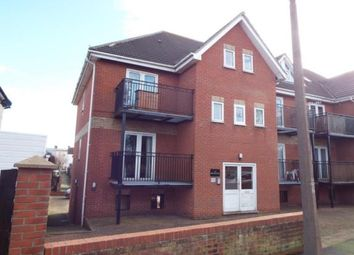 Thumbnail 1 bed flat for sale in Stour Road, Harwich, Essex