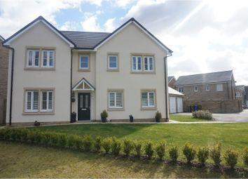 Thumbnail 5 bed detached house for sale in Calico Drive, Strines