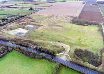 Thumbnail Land for sale in Sandstop Quarry, North Newbald