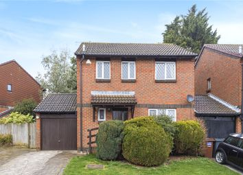 3 bed link-detached house for sale in Daventer Drive, Stanmore, Middlesex HA7
