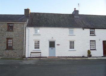 Thumbnail 2 bed cottage to rent in Llanfihangel Y Creuddyn, Aberystwyth