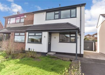 3 bed semi-detached house for sale in Chadderton Drive, Unsworth, Bury, Lancs BL9