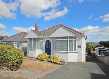 Thumbnail 3 bed detached bungalow for sale in Homer Rise, Elburton, Plymouth, Devon