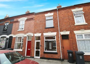 Thumbnail 3 bedroom terraced house for sale in Brandon Street, Leicester, Leicestershire