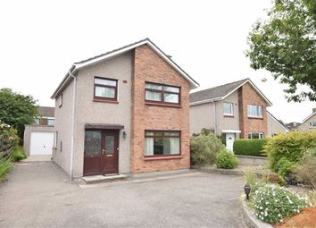 Thumbnail 3 bed detached house for sale in Drumossie Avenue, Inverness