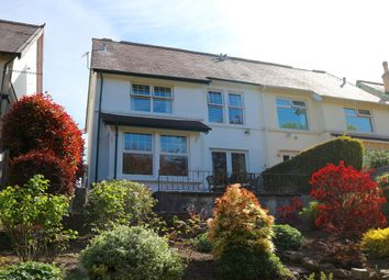 Thumbnail 1 bed semi-detached house for sale in Park Crescent, Thomastown, Merthyr Tydfil
