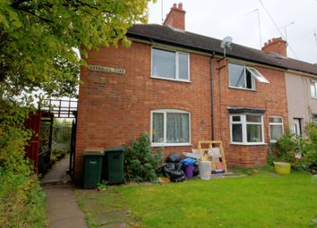 Thumbnail 3 bed end terrace house for sale in Cornwall Road, Coventry
