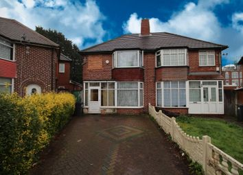 Thumbnail 4 bed semi-detached house for sale in Amberley Grove, Witton, Birmingham, Warwickshire
