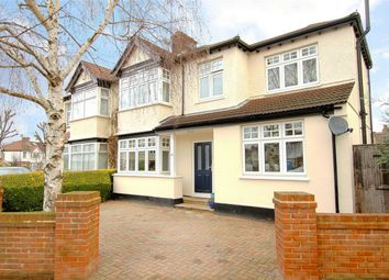 Thumbnail 4 bed semi-detached house for sale in Croft Gardens, London