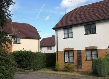 Thumbnail 1 bedroom terraced house for sale in Longford Avenue, Little Billing, Northampton