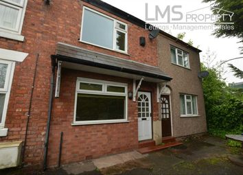 Thumbnail 2 bed terraced house to rent in George Street, Winsford