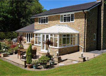 Thumbnail 4 bed detached house for sale in Furness Lodge Close, Furness Vale