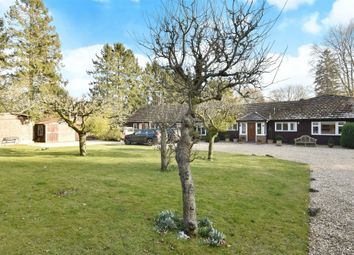 Thumbnail 8 bed detached house for sale in Main Road, Itchen Abbas, Hampshire