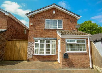 Thumbnail 3 bed detached house to rent in Sinfin Avenue, Shelton Lock, Derby