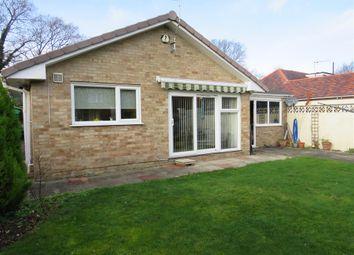3 bed detached bungalow for sale in Wareham Road, Corfe Mullen, Wimborne BH21