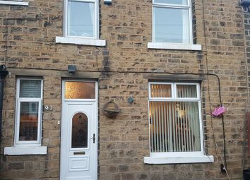 Thumbnail 2 bedroom terraced house to rent in Crosland Road, Crosland Moor, Huddersfield