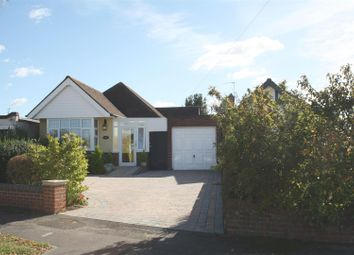 Thumbnail 2 bed detached bungalow for sale in Woodland Close, Ewell, Epsom