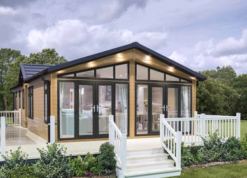 Thumbnail 4 bed lodge for sale in Belvedere Resorts, Lidsing Road, Maidstone