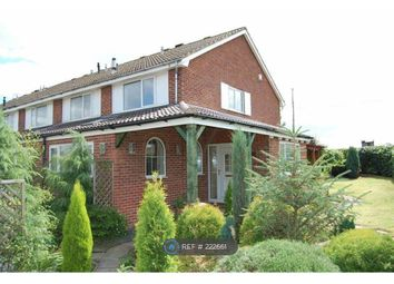 Thumbnail 4 bed end terrace house to rent in Kirkthorpe Lane, Wakefield