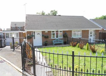 Thumbnail 2 bed semi-detached bungalow for sale in Somerley Close, Coppenhall, Crewe, Cheshire