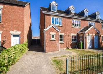 Thumbnail 4 bed semi-detached house to rent in Leicester Road, Countesthorpe, Leicester
