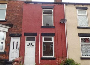 Thumbnail 2 bedroom terraced house for sale in Clipstone Road, Sheffield