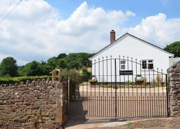 Thumbnail 3 bed detached bungalow for sale in Peter Street, Bradninch, Exeter