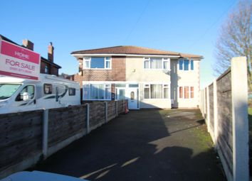 Thumbnail 3 bed semi-detached house for sale in Dalton Avenue, Stretford, Manchester
