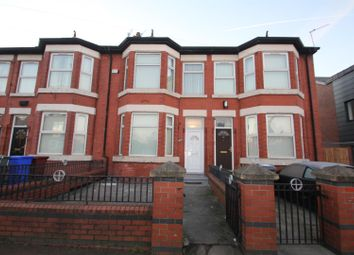 Thumbnail 3 bedroom terraced house to rent in North Road, Manchester