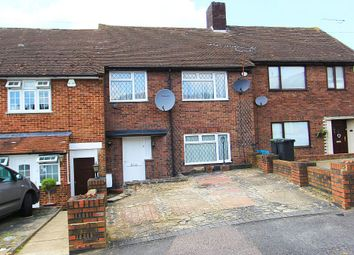 Thumbnail 3 bed terraced house for sale in Oxleys Road, Waltham Abbey, Essex