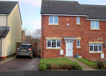 Thumbnail 3 bed semi-detached house to rent in Shrewsbury Avenue, Monmouth