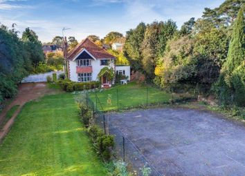 Thumbnail 4 bed detached house for sale in Hogshill Lane, Cobham
