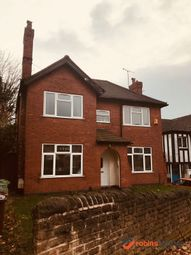 Thumbnail 8 bed property to rent in Derby Road, Lenton, Nottingham