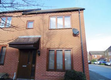 Thumbnail 2 bed end terrace house to rent in The Spinney, Basingstoke