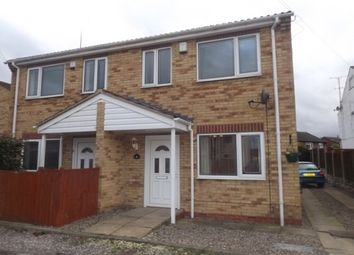 Thumbnail 2 bed semi-detached house to rent in The Poplars, Mill Lane, Grassmoor