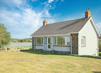 Thumbnail 3 bed detached house for sale in The Dunes, Castel, Guernsey