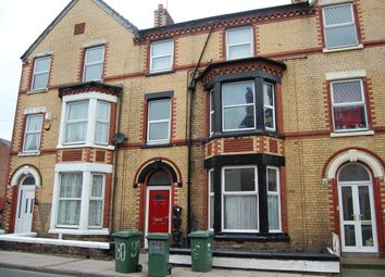 Thumbnail 1 bed flat to rent in Trafalgar Road, Wallasey