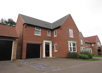 Thumbnail 4 bed detached house for sale in Montrose Grove, Greylees, Sleaford