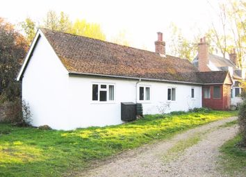 Thumbnail 2 bed bungalow to rent in St. Marys Lane, Hertingfordbury, Hertford