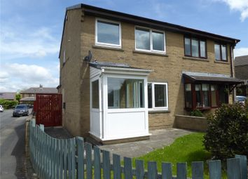 Thumbnail 3 bed town house for sale in Battinson Street, Southowram, Halifax