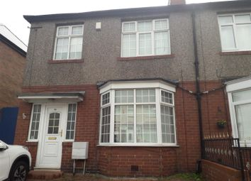 Thumbnail 3 bed property for sale in Milvain Avenue, Fenham, Newcastle Upon Tyne