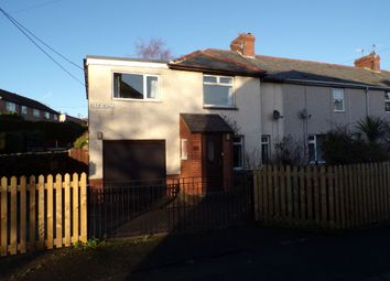 Thumbnail 4 bed terraced house for sale in Park Road, Haltwhistle