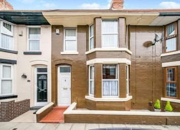 Thumbnail 3 bedroom terraced house for sale in Chatsworth Avenue, Orrell Park, Liverpool, Merseyside