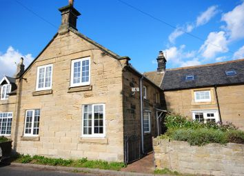 Thumbnail 2 bedroom terraced house for sale in South Side, Cresswell, Morpeth
