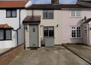 Thumbnail 2 bedroom terraced house to rent in Beccles Road, Belton, Great Yarmouth