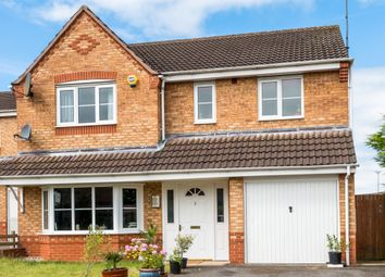 Thumbnail 4 bed detached house for sale in Canterbury Drive, Rugeley