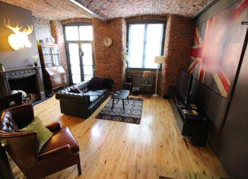 Thumbnail 1 bed flat to rent in Chorlton Mill, Chambridge Street, Southern Gateway